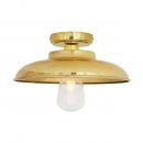 Plafonnier de salle de bain style industriel Design Darya IP65
