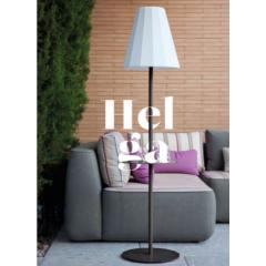 Lampadaire solaire Design Helga