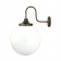 Applique pour extérieur et salle de bain Design Pelagia IP44