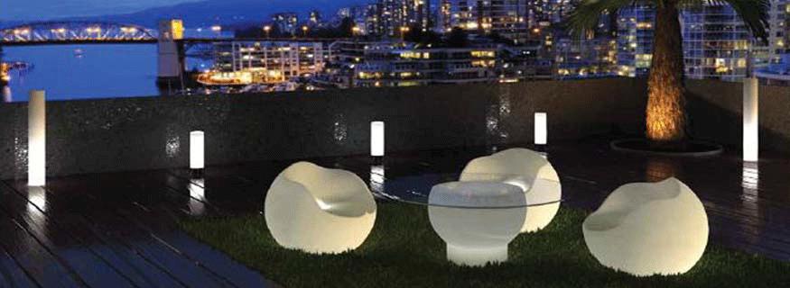 Déco et mobilier de jardin - HighTech Diffusion