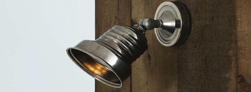 Les appliques et lampes murales hightech diffusion - Appliques electriques murales ...