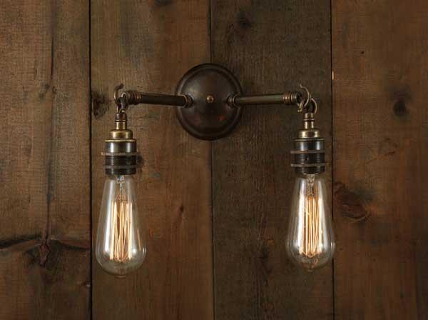 Luminaire design et ampoules déco à filament